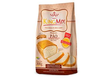 Mistura em Pó para Pão com Sementes e Cereais Integrais (300g)