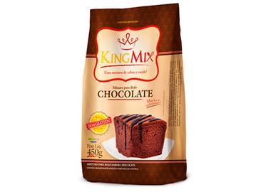 Mistura em Pó para Bolo de Chocolate (450g)